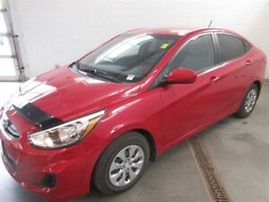 2016 Hyundai Accent GL- HEATED SEATS! BLUETOOTH! ONLY 27K!