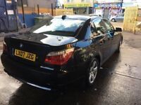 bmw 520d se auto, long mot , cheapest in the uk hence price!