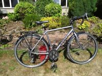 My wonderful Dawes Galaxy 15 speed touring bike