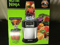 Nutri ninja with start/stop & pulse buttons