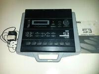 Korg S3 rhythm workstation