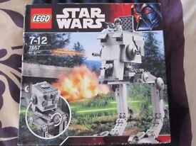 LEGO STAR WARS WALKER NEW