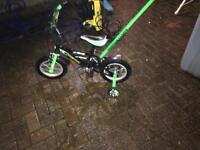 Kids hero bike