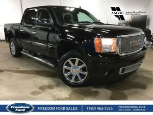 2013 GMC Sierra 1500 Leather, Navigation, Sunroof