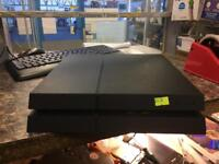 Sony PS4 console working - no controller - clearance sale