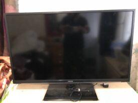 """TOSHIBA 40"""" Smart LED 3D TV"""