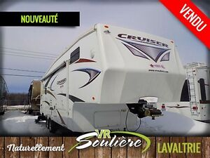 2010 Cruiser by Crossroads RV CF28RL