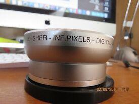 Sony fit camera lens