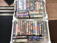 Video tapes,ex rental big box 128