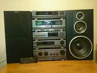 Sony LBT-D705 hi-fi system