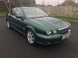 2003/53 JAGUAR X TYPE SE DIESEL (full service history, immaculate condition)