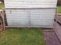 Metal Gate / Fence section - FREE