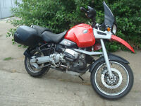 BMW R1100GS ABS MODEL