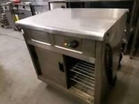 lincat hot cupboard warmer cabinet food warmer catering equipment