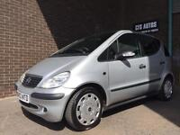 2003/53 MERCEDES A140 1.4 liter 5 DOOR HATCH IMMACULATE CONDITION