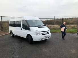 fc9a750fe4 Ford transit minibus in immaculate condition