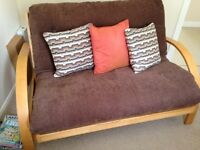 TOP QUALITY FUTON IN NEW CONDITION - NOT TO BE CONFUSED WITH CHEAPER FUTONS-REDUCED!