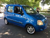 SUZUKI WAGON R+S LIMITED 1.3 PETROL MANUAL 2003-REG CHESP LITTLE CAR