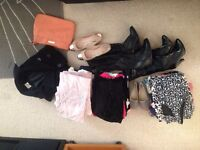 Great big lot of women clothes - perfect for car boot