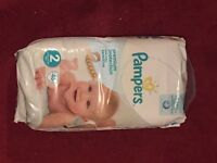 Pampers nappies size 2 pack of 46