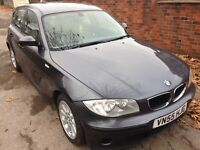 BMW 1 SERIES, FULL SERVICE HISTORY, EXCELLENT RUNNER