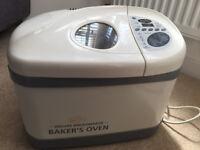 Breville Deluxe Breadmaker Baker's Oven
