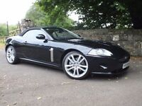 Mint 2006 new model Jaguar XK 4.2 Convertible auto, trade in considered, credit cards accepted