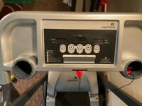 Roger black professional treadmill