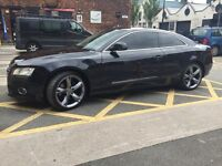 2009 Audi A5 2.7 tdi sports diesel full black for quick sale