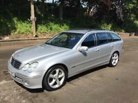 2005 Mercedes C220 Diesel