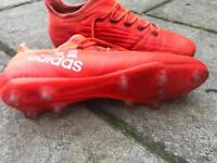 Adidas x techfit 16.3 football astro boots shoes
