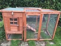 Large chicken coop/rabbit cage