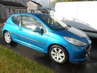 Peugeot 207 1.6 hdi £30 a year to tax