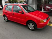 1999 V Volkswagen Polo 1.4 CL *Automatic* *Low Mileage* Broad Street Motor Co