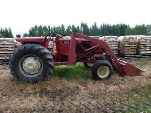 Tracteur Allis Chalmer 1968 a vendre