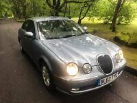 ***JAGUAR X-TYPE AUTOMATIC 2003 ONLY 99,000 MILES***
