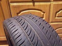 245/40/18 vw audi mercedes tyre.