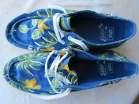 VANS Surf Siders shoes size 10