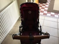 Bugaboo Bee 5 Pushchair (almost new)