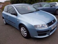 Fiat Stilo 1.4 16v Active MOT JAN 17++1 OWNER SINCE 2005++++SPARES AND REPAIRS++++