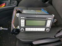 Vw mk5 golf CD player