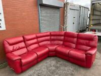 Absolutely Gorgeous lazy boy reclining corner sofa delivery 🚚 sofa suite couch furniture household