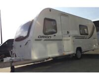 2011 Bailey Orion 430-4 Caravan with motor mover & awning