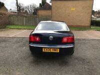 2006 Volkswagen Phaeton 3.0 TDI V6 4MOTION Automatic @07445775115 Spear OR Repair Car start & Drive