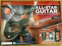 Guitar accessory for iPod, iPhone or iPad