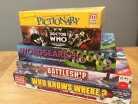 Board games 8+