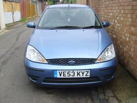 FORD FOCUS TDCI 2003 BREAKING ALL PARTS