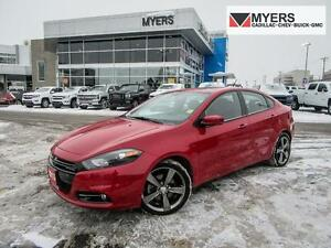 2015 Dodge Dart HEATED SEATS/HEATED STEERING/SUNROOF.