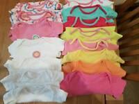 3-6 months baby boy/girls vests