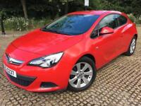 47,000 MILES ASTRA GTC 1.4T 16V 2012 - 6 SPEED - FULL SERVICE HISTORY - IMMACULATE - DRIVES PERFECT